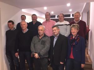 DVH Vorstand 2015