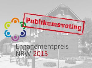 Ehrenamtspreis NRW 2015